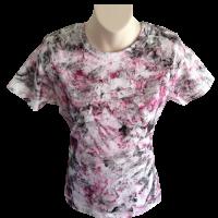 Ladies-Classic-Fit-T-shirt-blood-lines-image