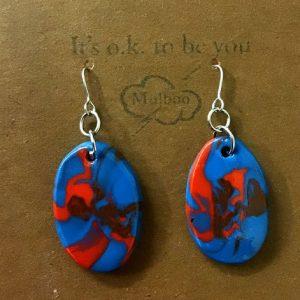 Handmade clay Earrings – Vita